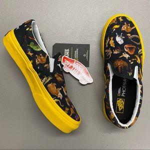 Vans National Geographic Slip On Classic Sneaker